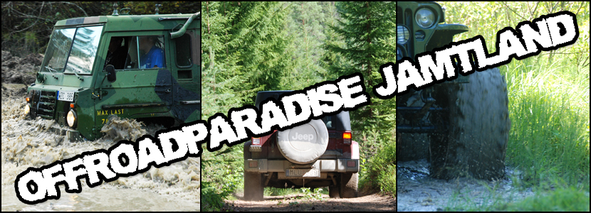 Offroadparadise Jamtland